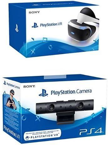Sony PlayStation VR (PS4) + Cámara (PS4): Amazon.es: Videojuegos