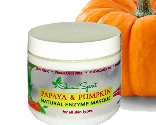 Papaya Pumpkin Natural Enzyme Masque product image