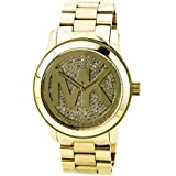 Michael Kors Women's Runway Gold-Tone Watch MK5706