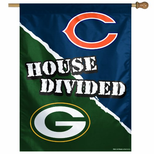 WinCraft NFL Green Bay Packers/Chicago Bears 27