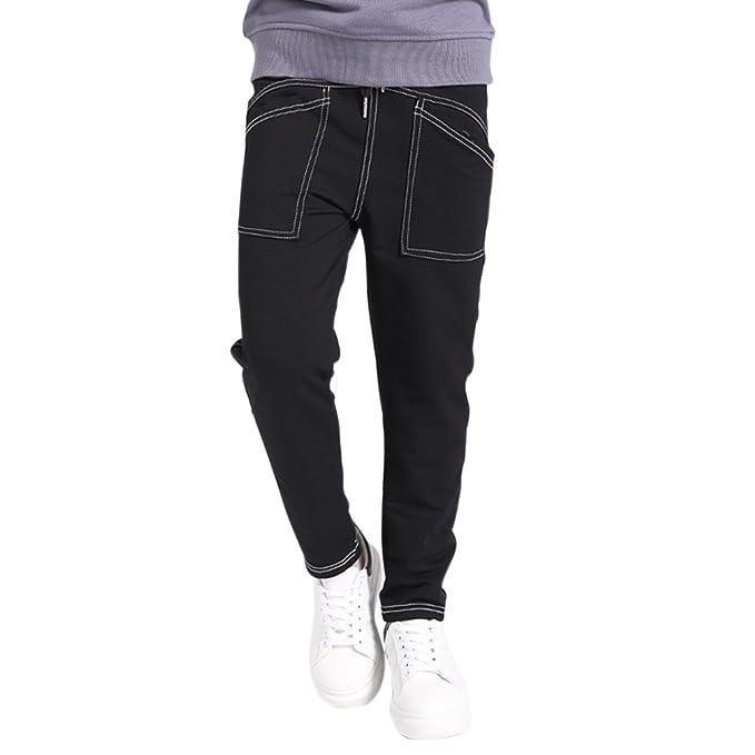 YoungSoul Pantalones de chándal para niño, Pantalon Jogger de ...