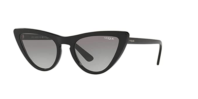 Vogue 0VO5211S, Gafas de sol para Mujer, Black 54: Amazon.es ...