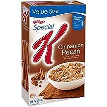 Special K Kellogg's Cereal, Cinnamon Pecan, 18.40 Ounce