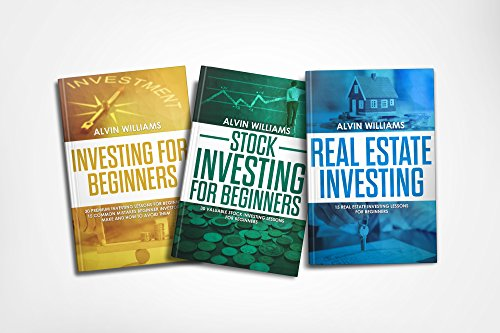 Stock Investing: 3 Manuscripts: Investing for Beginners, Stock Investing  for Beginners, Stock Market Investing (Investing, Stock Investing, Passive