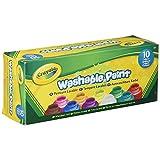 Crayola Washable Kids' Paint Set 10-Color Set