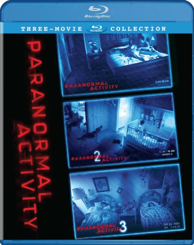 Paranormal Activity Three-Movie Collection [Blu-ray] ()