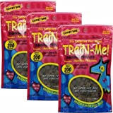 Crazy Dog TrainMe Treats Bacon Flavor, 4 oz, Pack of 3