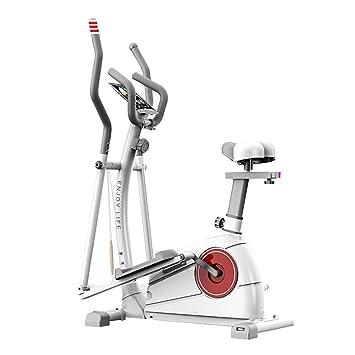 Elípticas Máquina Control magnético para el hogar Bicicleta de Ejercicios Equipo de Gimnasia para Interiores Comercial máquina de Pesas de Paso Mudo ...