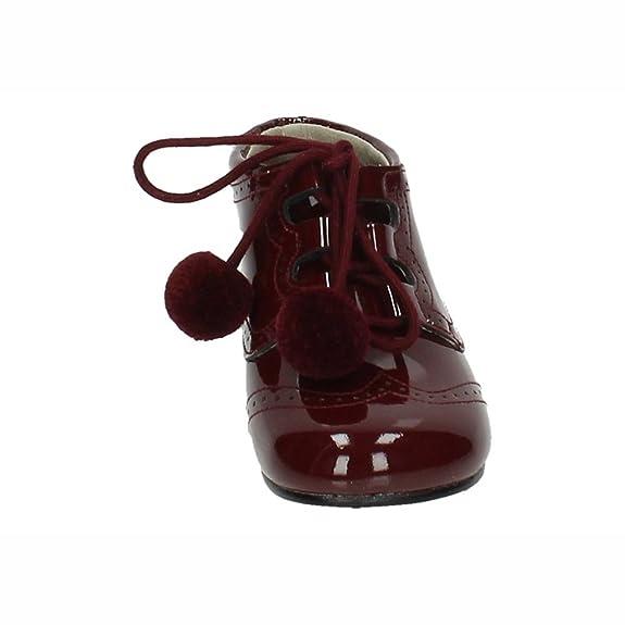 02fac2ee1 BAMBINELLI 4511 Botas DE Piel NIÑA NIÑA Botas-Botines  Amazon.es  Zapatos y  complementos