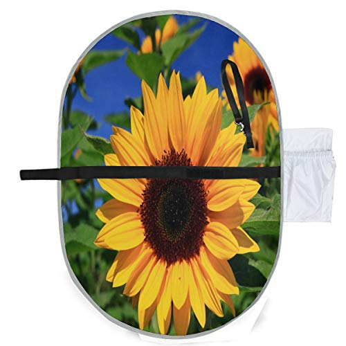 - Changing Pad Sunflower Pictures Baby Diaper Urine Pad Mat Unique Toddler Children Bed Wetting Pads Sheet for Any Places for Home Travel Bed Play Stroller Crib Car