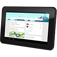 Ematic EGQ307BL Tablet Computer, 7 HD Display(1024x600), 1.5GHz Quad Core Processor, 1GB RAM, 8GB Flash Memory, Wifi, Front-facing Camera