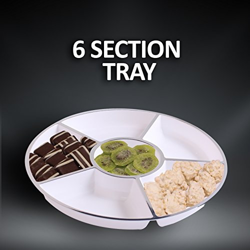Party Bargains Sectional Round Serving product image