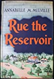 img - for Rue the reservoir;: A mystery novel book / textbook / text book