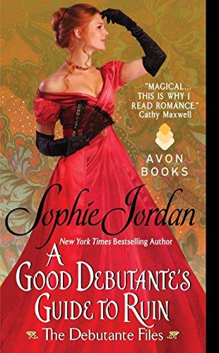 Rescue Cutter Bear (A Good Debutante's Guide to Ruin: The Debutante Files (The Debutante Files Series Book 1))