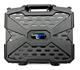 CASEMATIX Rugged FPV Racing Drone Customizable Case - Protects Emax Nighthawk Pro 280 FPV Racing Quadcopter , Batteries , Propellers , Antennae and More Compact Accessories