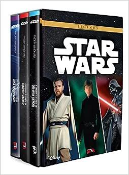 Box Star Wars: Legends - 9788550302461 - Livros na Amazon