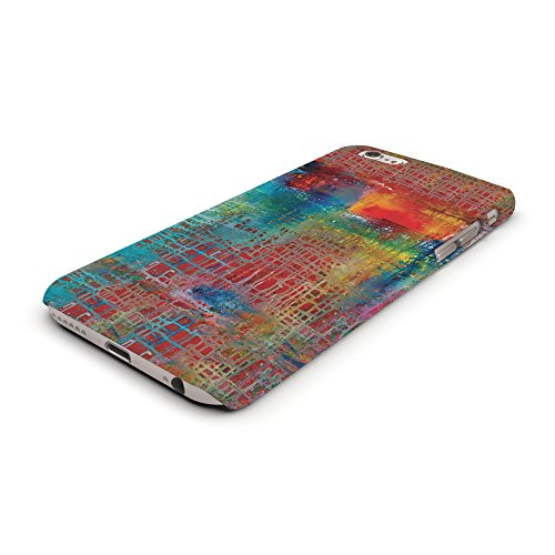 Koveru Back Cover Case for Apple iPhone 6 - Colored brushes