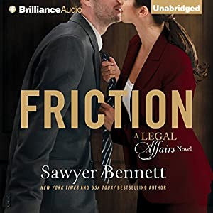 Friction Hörbuch