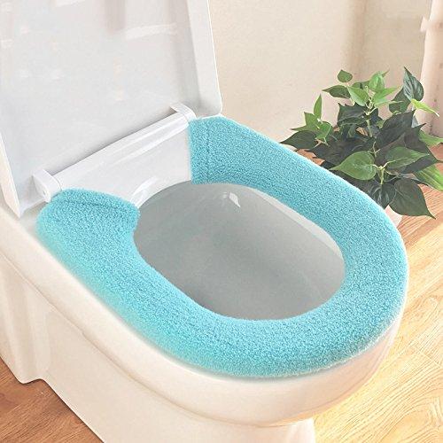 WC cojín, almohadilla del asiento, universal Square o, botón ...