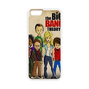 Exquisite stylish phone protection shell iPhone 6,6S Plus 5.5 Inch Cell phone case for The Big Bang Theory pattern personality design