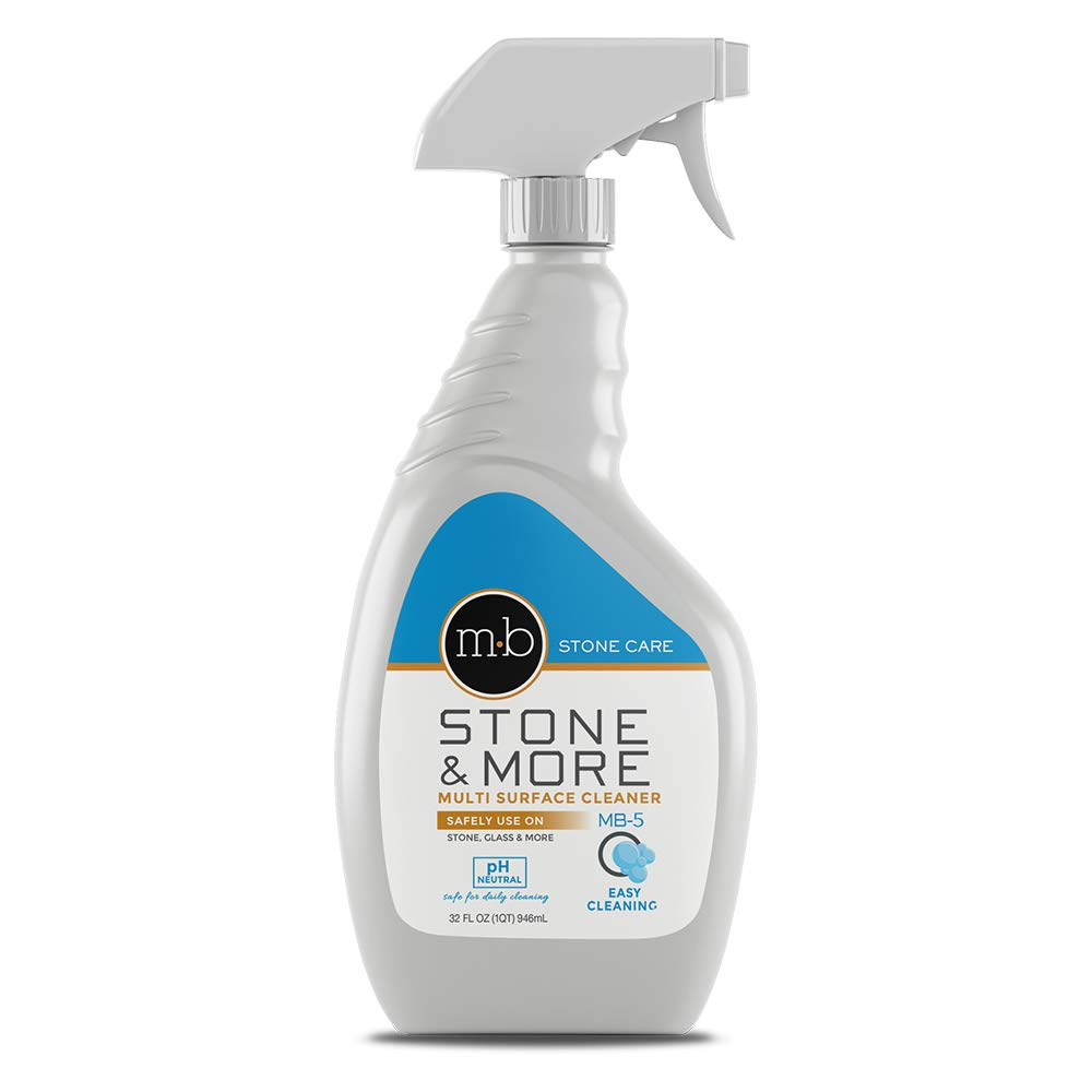 MB Stone Cleaner & Sealer Gold Kit by MB Stone Care