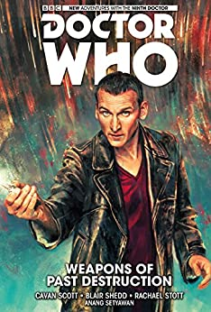 Doctor Who: The Ninth Doctor Vol. 1 by [Scott, Cavan]
