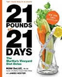 21 Pounds in 21 Days, Roni DeLuz and James Hester, 0061242098
