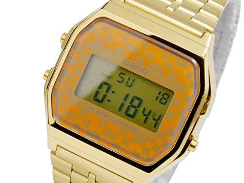 Casio A159Wgea-9 / A159Wgea-9 estándar Digital oro hombre/Unisex reloj: Amazon.es: Relojes