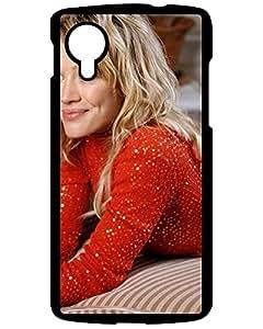 John B. Bogart's Shop 2015 9685518ZI267813708NEXUS5 High Quality Hilary Duff Skin Case Cover Specially Designed For LG Google Nexus 5