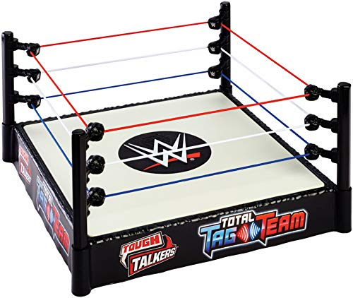 WWE Tough Talkers Total Tag Team Interactive Ring -