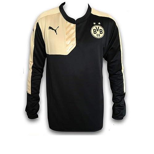 Puma Calcio Borussia Dortmund Casa Maglia Jersey Nuovo di Zecca ...