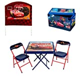 Disney Pixar Cars 5 Piece Room in a Box Furniture Set by Delta