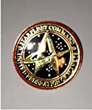 Star Trek the Next Generation Starfleet Command Logo Pin