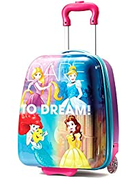 "Disney Princess 18"" Upright Hardside, 1"