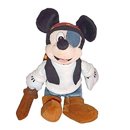 New Orleans Disneyland Pirate Mickey Bean ()