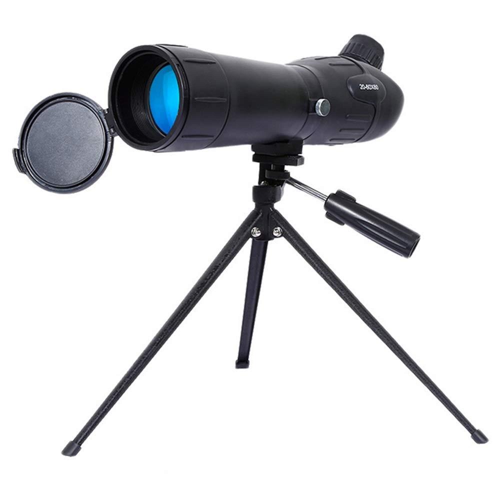 JUNNA Astronomical Telescope 20-60X60 Bird Mirror Micro Light Visible High Power Telescope Astronomical Telescope by JUNNA