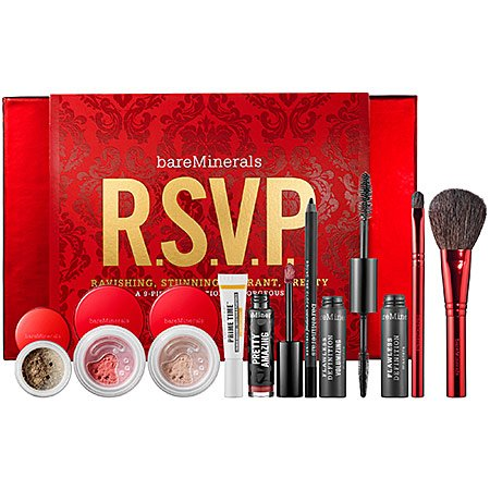 bareMinerals bareMinerals R.S.V.P. 9-Piece Invitation To Gorgeous Collection