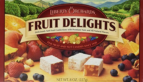 Liberty Orchards Fruit Delights 9oz