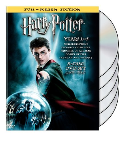 Harry Potter: Years One-Five (Full Screen Edition) ()