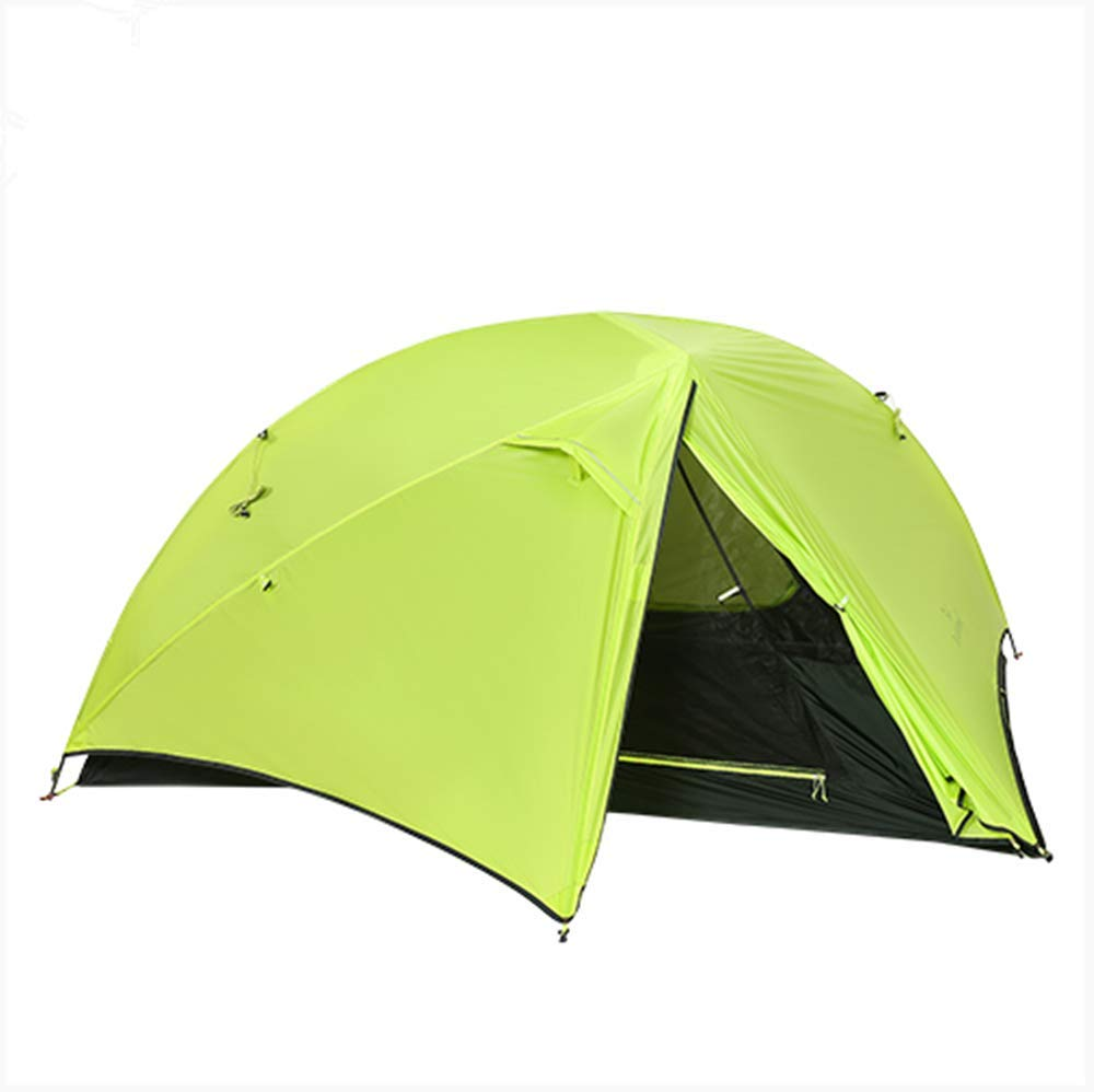 dongdada Upgraded Ultralight Tent 20d Nylon Silicone Coated