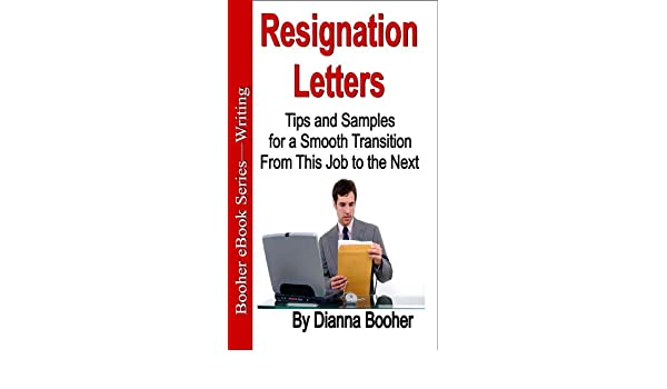 Amazon Resignation Letters Tips And Samples For A Smooth