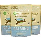 Pet Naturals Of Vermont – Pet – Cat – Calming for Cats 21 Softchews, My Pet Supplies