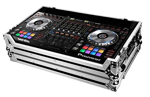 - MARATHON FLIGHT ROAD CASE MA-DDJSZW Case-to-Hold 1 x Pioneer DDJ SZ SERATO DJ USB Music Controller with Low-Profile WHEELS