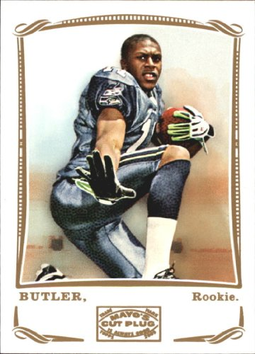 2009 Topps Mayo Football Rookie Card #291 Deon Butler Near Mint/Mint