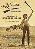 The Rifleman Collector Edition Season 5 (episodes 143-168)