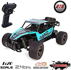 Distianert 1 18 Scale Electric Rc Car Off Road 4wd High Sd 2 4ghz Radio