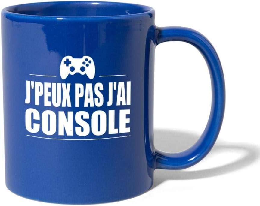 bleu royal Gamer JPeux Pas JAi Console Tasse Mug
