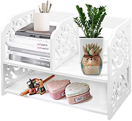 picture of DL furniture » 3 Compartment Wood plastic composite Desk Organizer, Perfect