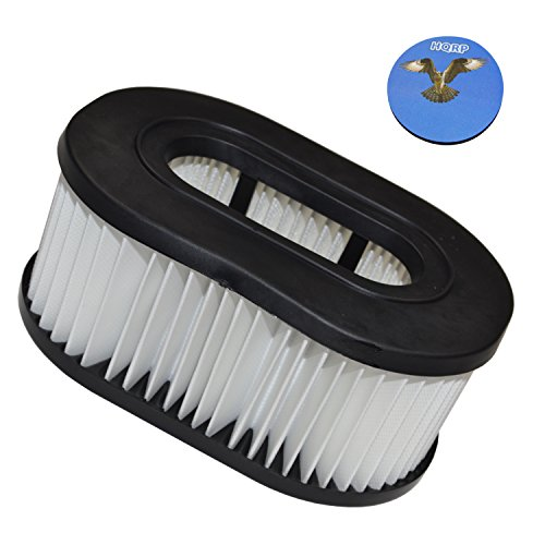HQRP Washable & Reusable Hepa Filter for Hoover TurboPOWER & Foldaway Bagless Upright Vacuum Cleaner plus Coaster