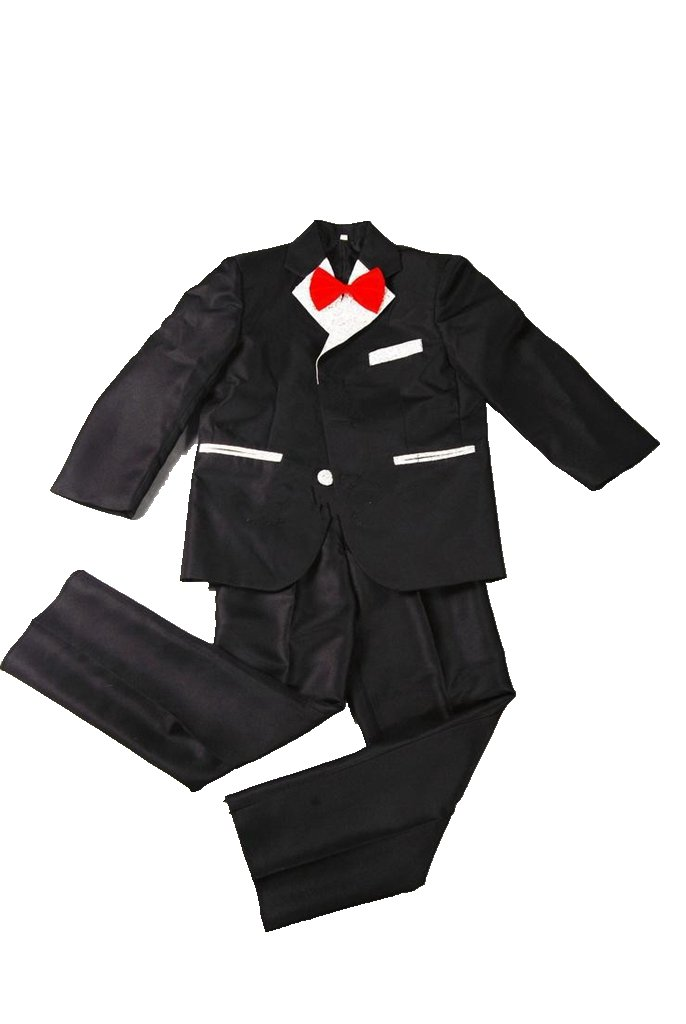 MLT Boy's Two Pieces Party Prom Wedding Suit Set (2S) by MLT